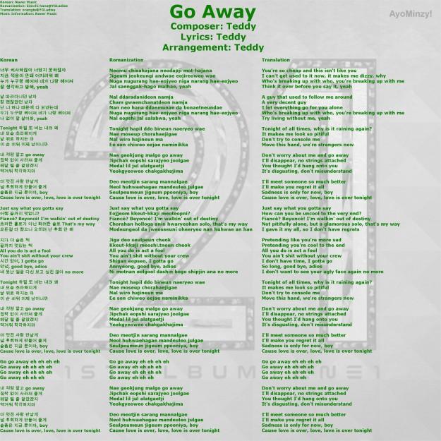 02 Go Away