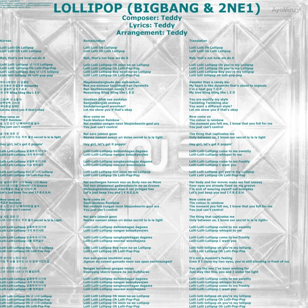 07 Lollipop