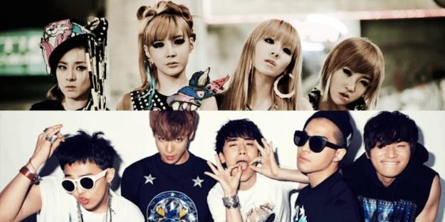 2NE1-BIGBANG