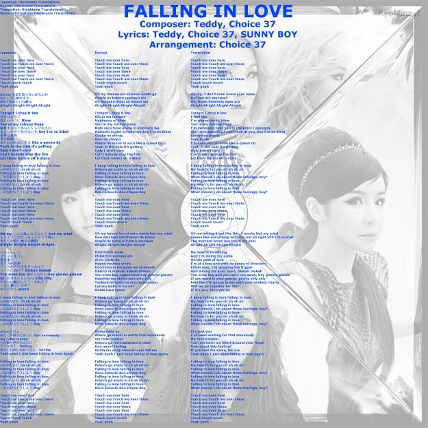 06 FALLING IN LOVE
